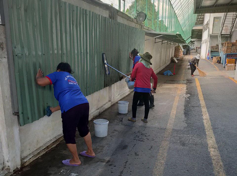 Dịch vụ vệ sinh hàng ngày quận 5