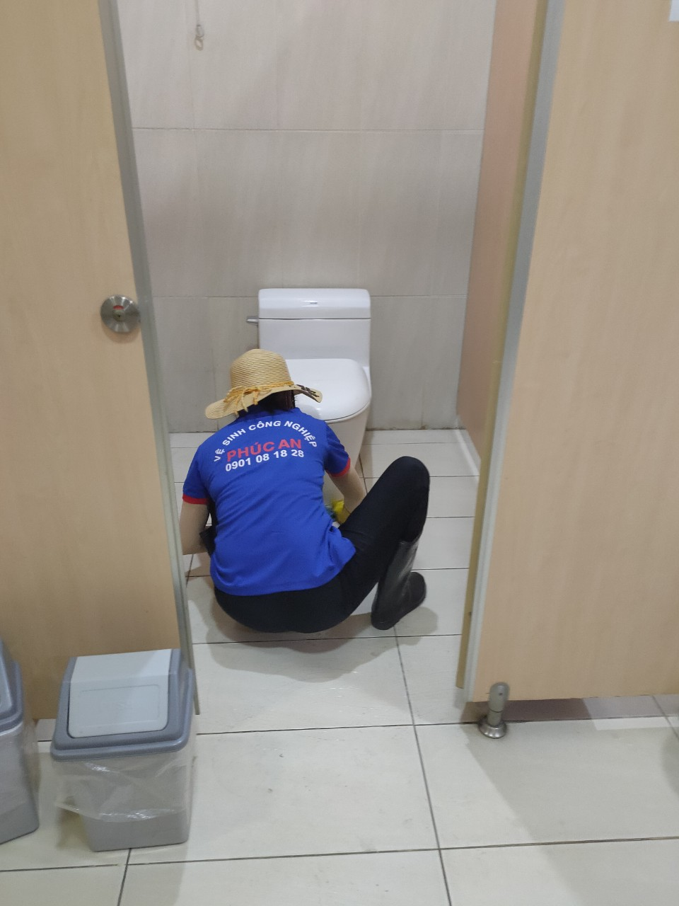 Dịch vụ vệ sinh hàng ngày quận 12