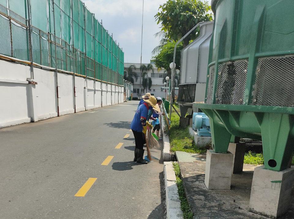 Dịch vụ vệ sinh hàng ngày quận Tân Bình