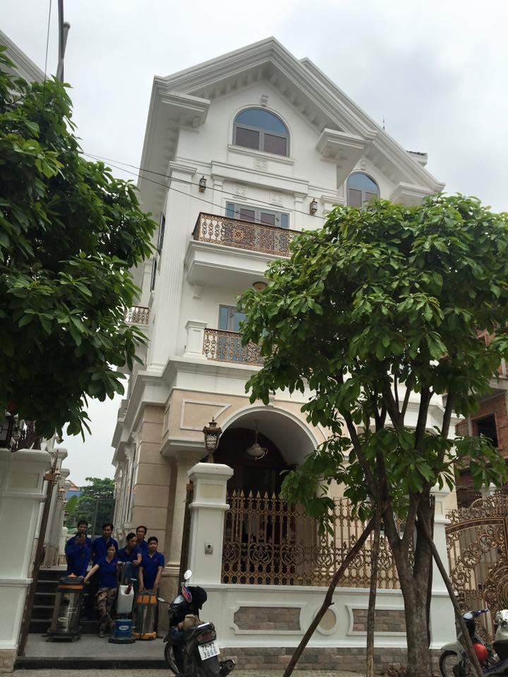 Vệ sinh nhà quận Gò Vấp